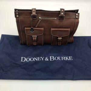Dooney & Bourke Shoulder Satchel Bag